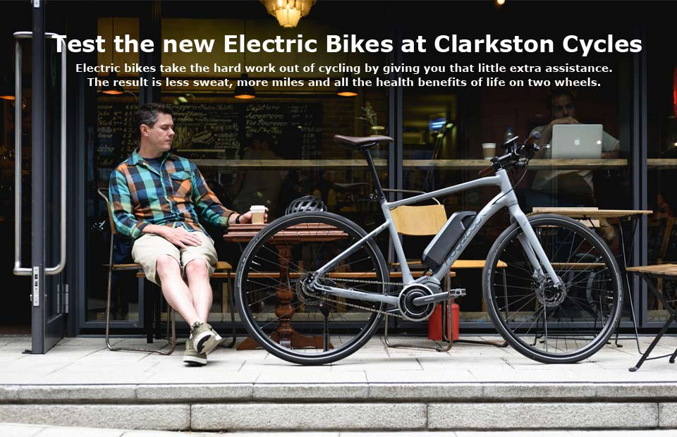Electric Bikes Glasgow